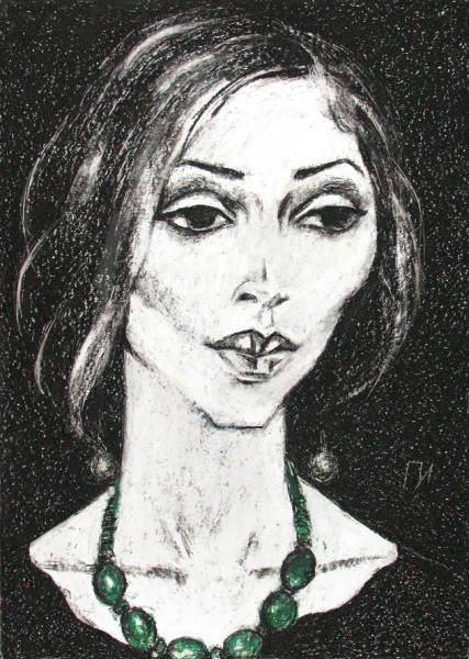 Леонид Петрушин проект Ювелирные украшения в портрете 7