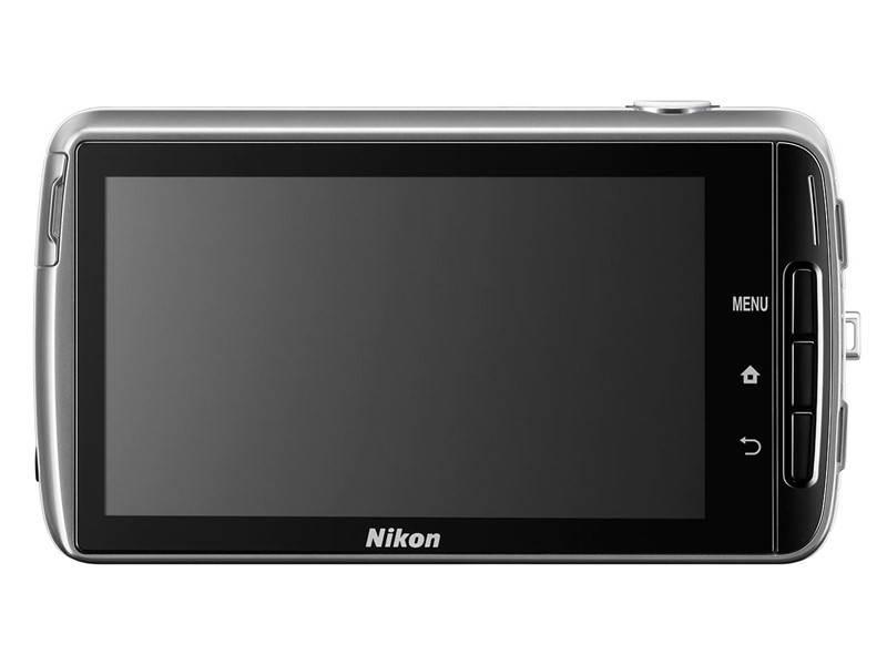 Nikon Coolpix S810c 2