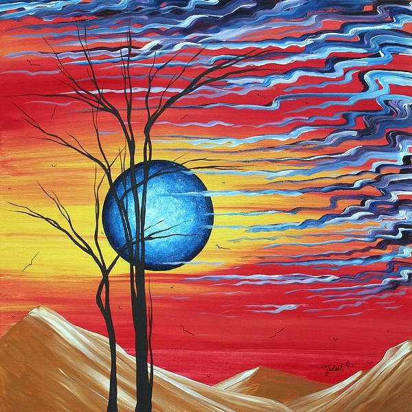 Яркие картины Меган Данкенсон (Megan Duncanson) 11