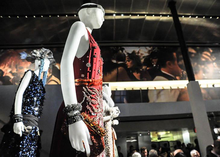 фотографии костюмы «Великого Гэтсби» получившие оскар 2014 15