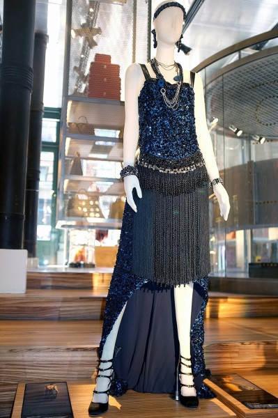фотографии костюмы «Великого Гэтсби» получившие оскар 2014 7