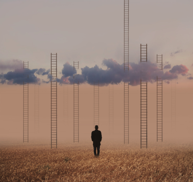Сюрреалистичные фотографии Хоссейна Заре (Hossein Zare)