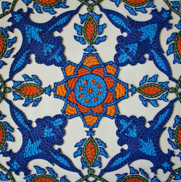 красивый квиллинг Gunjan Aylawadi  3