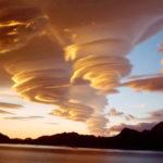 Потрясающие облака в фотографии