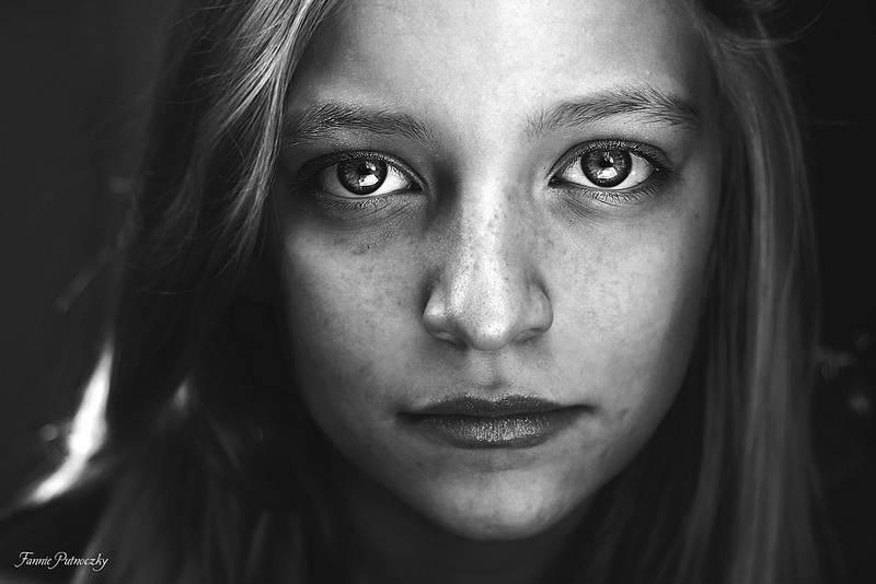 Глаза в фотографии