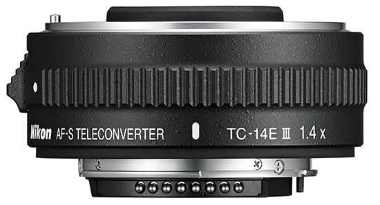 Телеконвертер AF-S TC-14E III