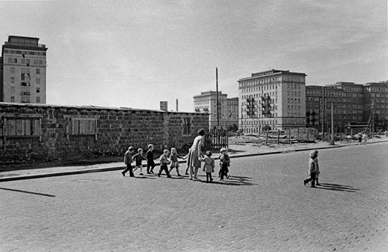 Ostberlin, 1956#East Berlin, 1956
