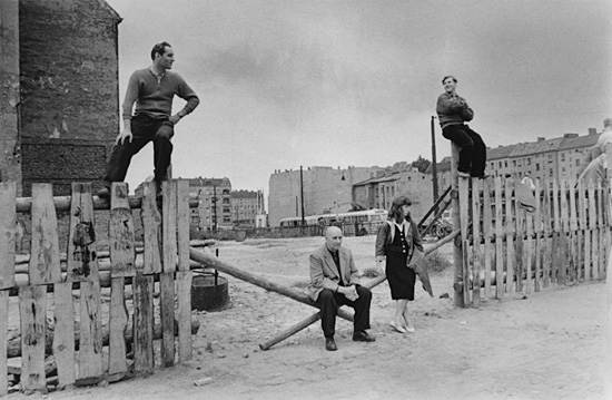 Ostberlin, 1958#East Berlin, 1958