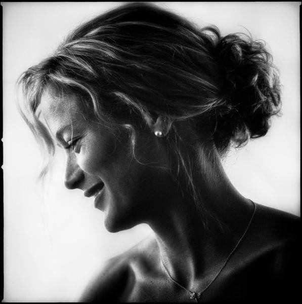 Черно-белые портреты Бетины Ла Планте (Betina La Plante)