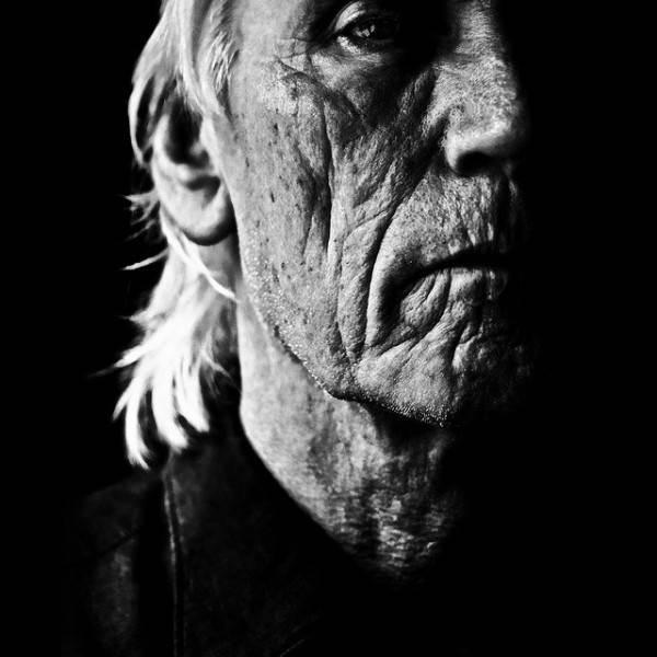 Черно-белые портреты Бетина Ла Планте (Betina La Plante)