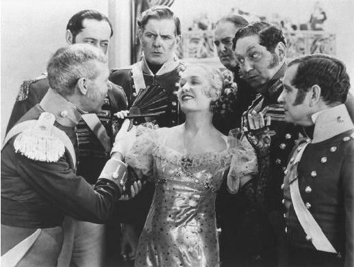 Фотография кадра фильма «Бекки Шарп», 1935 год