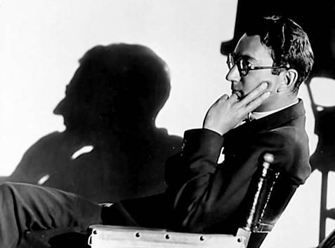 Фотография режиссера Рубена Мамуляна, 1932 год