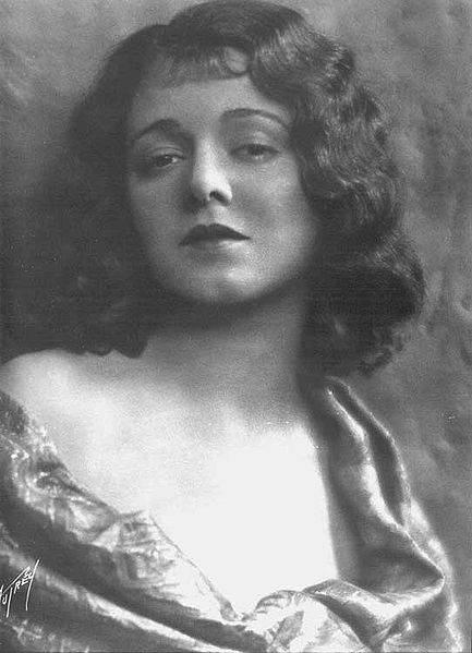 Фотография Макса Аутрея (Max Munn Autrey) портрет Джанет Гейнор, 1929 год