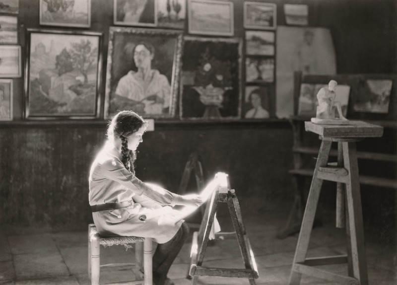 Фотография Мейнарда Оуэна Уильямса, 1927 год
