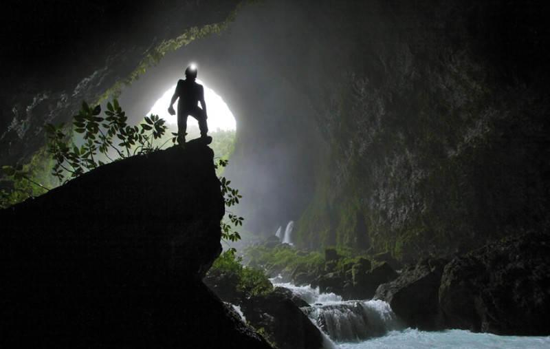 Робби Шон и его уникальный подземный мир 15