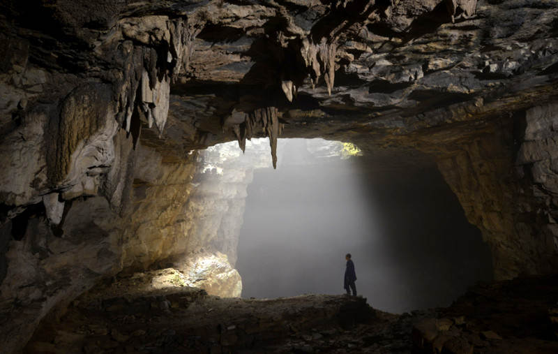 Робби Шон и его уникальный подземный мир 3