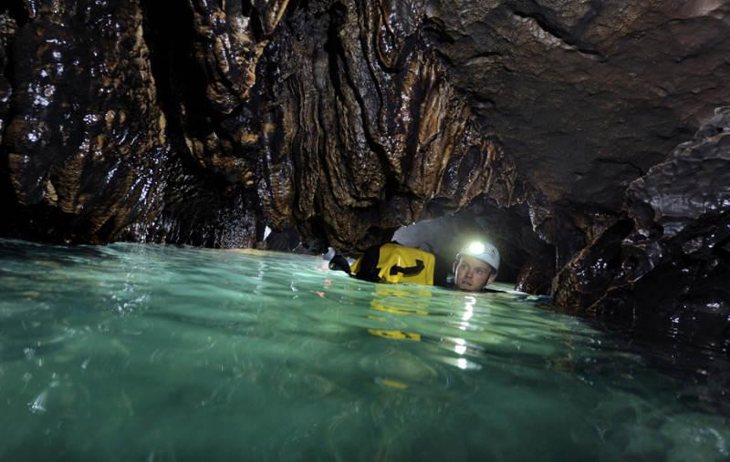 Робби Шон и его уникальный подземный мир 5