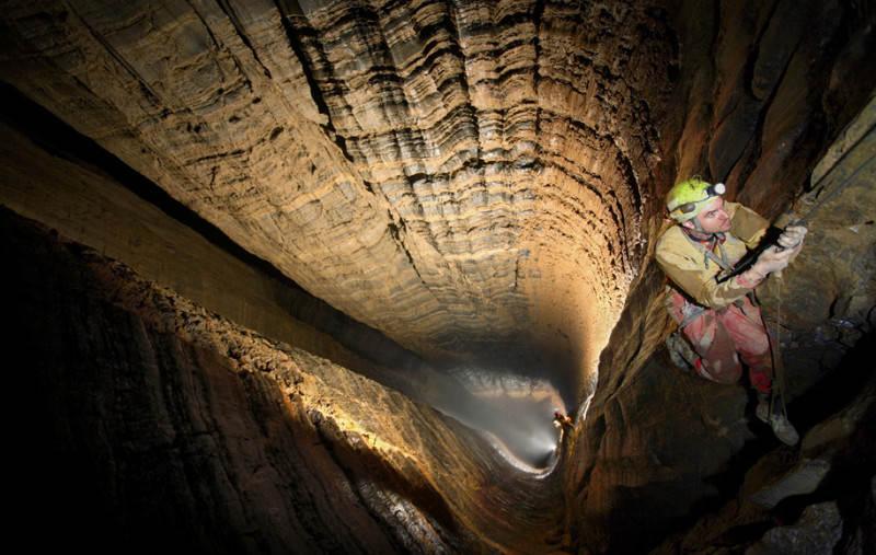 Робби Шон и его уникальный подземный мир 9