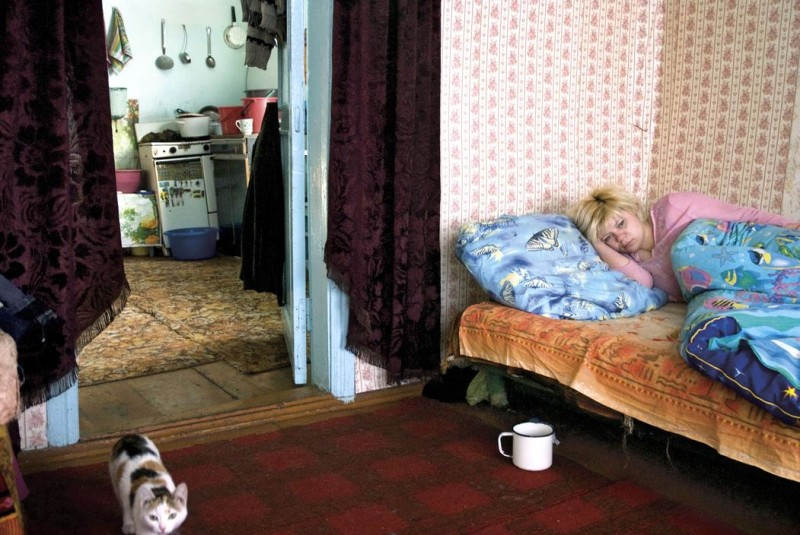 Русские ночи Беки Депуртер (Bieke Depoorter) 14