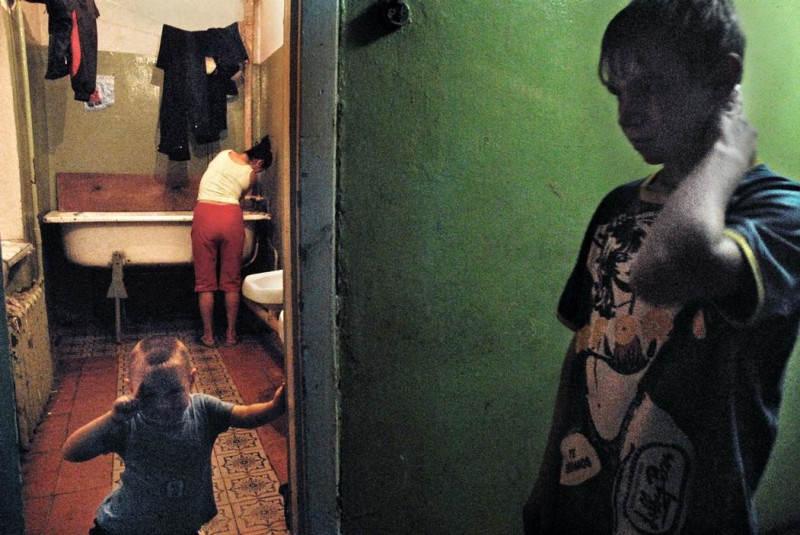 Русские ночи Беки Депуртер (Bieke Depoorter) 2