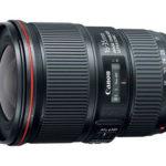 Новые широкоугольные объективы Canon