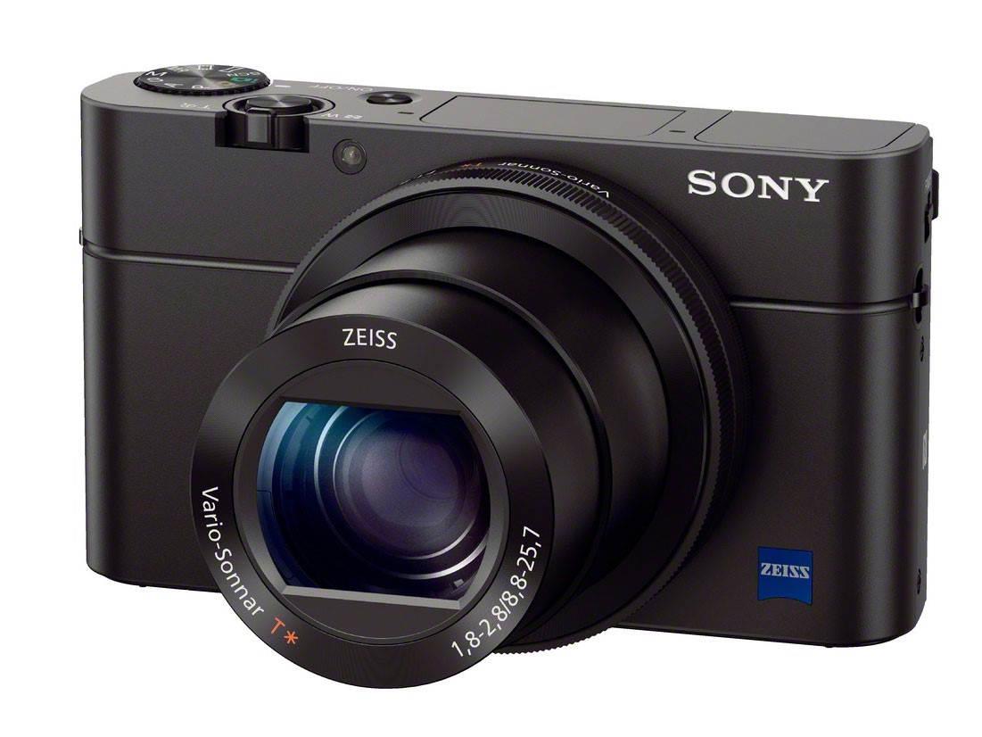 Sony Cyber-Shot DSC RX100 III увидит мир уже в июне