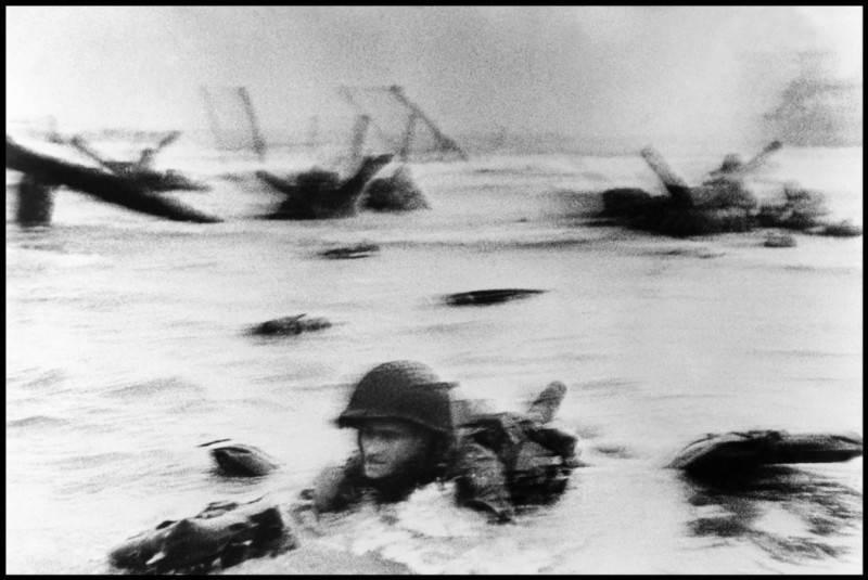 Величайший военный фотограф Роберт Капа 10