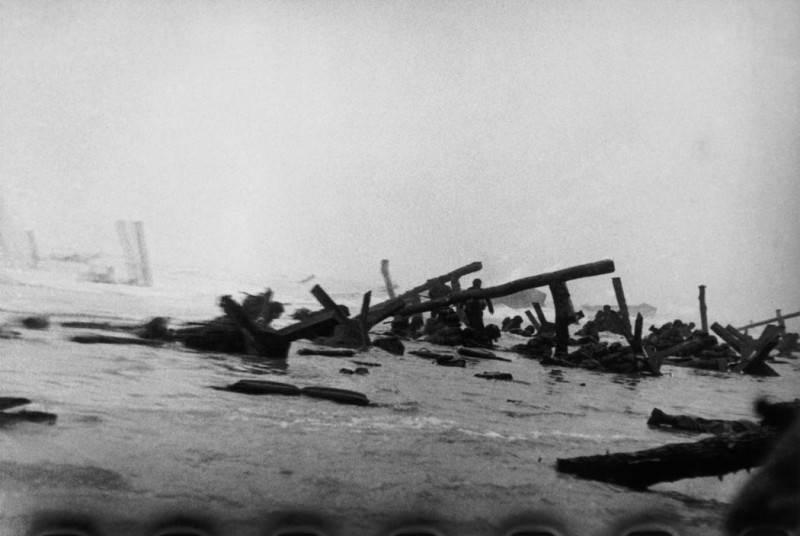 Величайший военный фотограф Роберт Капа 11