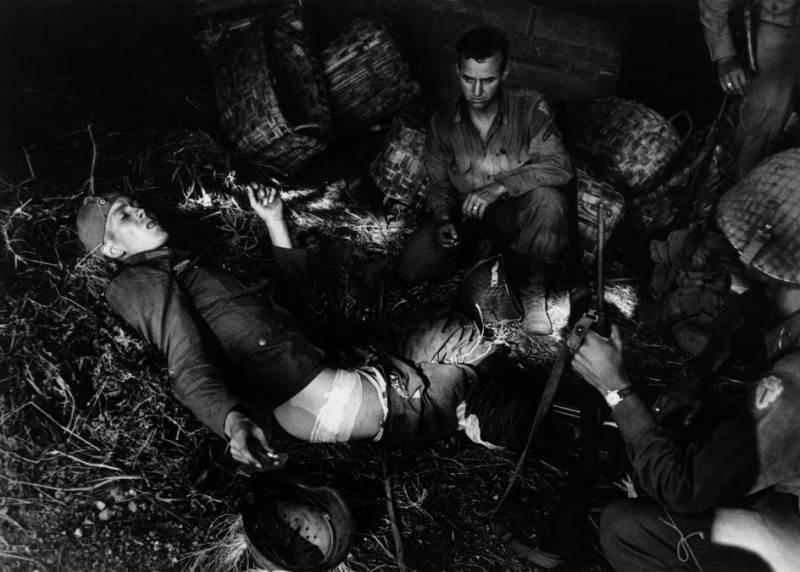 Величайший военный фотограф Роберт Капа 25