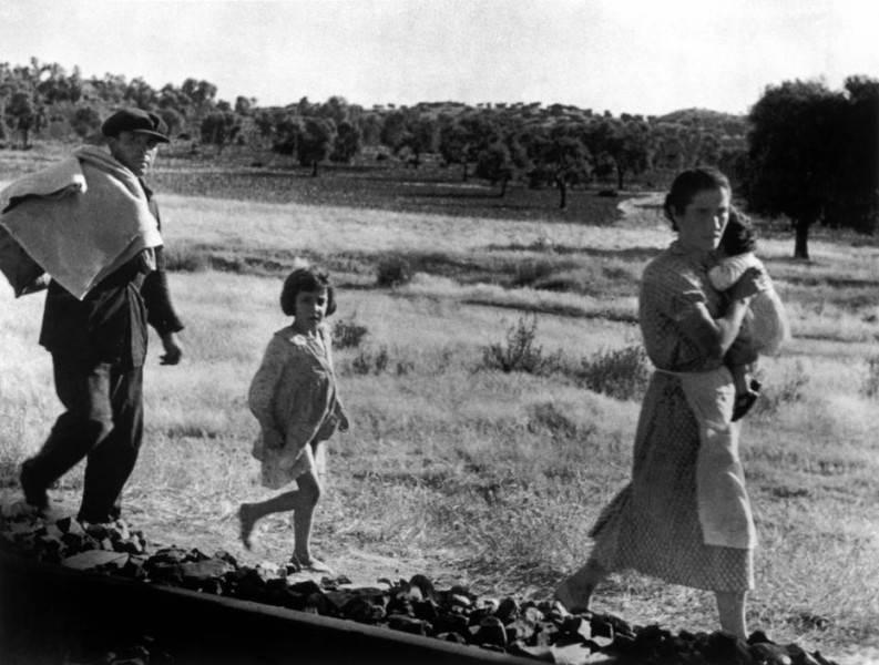 Величайший военный фотограф Роберт Капа 29