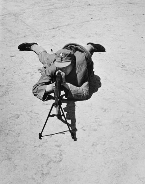 Величайший военный фотограф Роберт Капа 6