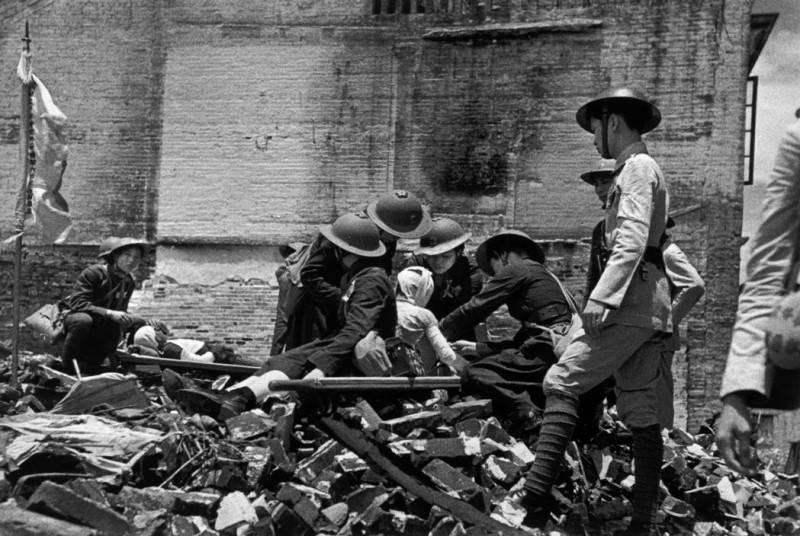 Величайший военный фотограф Роберт Капа 9