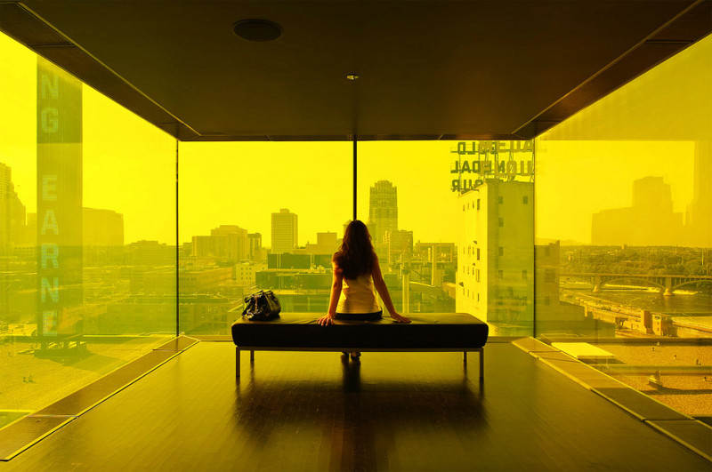 Желтый цвет в фотографии 11