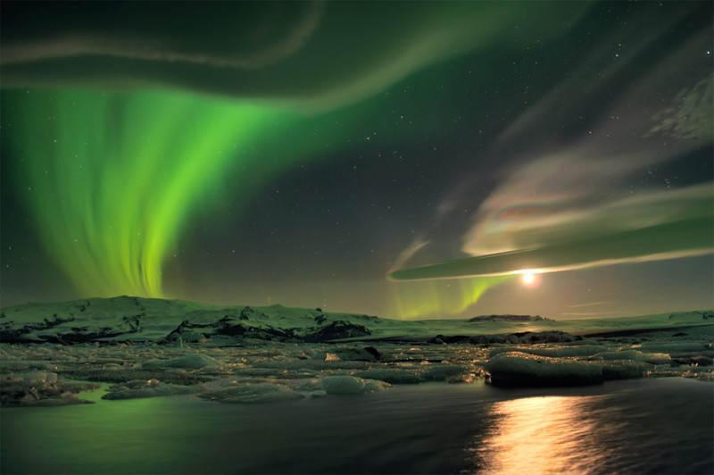 Зеленый цвет в фотографии 10