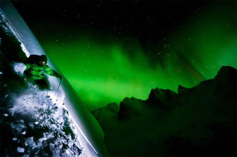 Зеленый цвет в фотографии 7