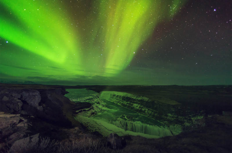 Зеленый цвет в фотографии 9