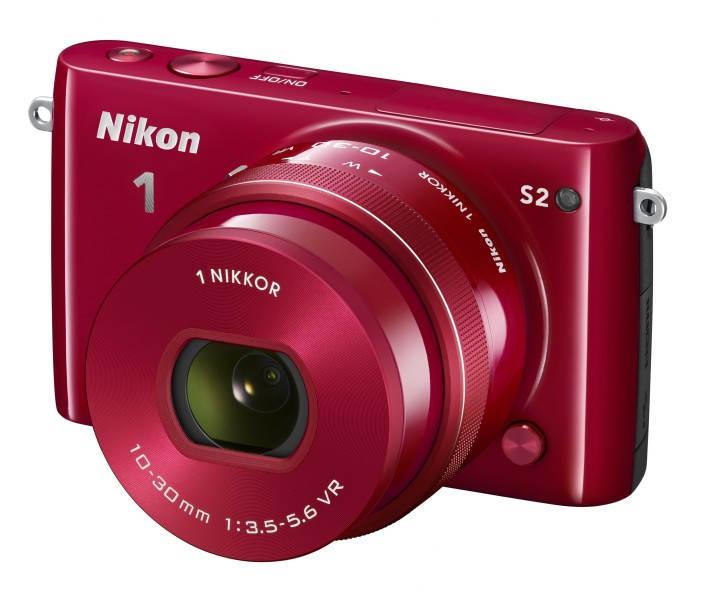 беззеркальный фотоаппарат Nikon 1 S2 3