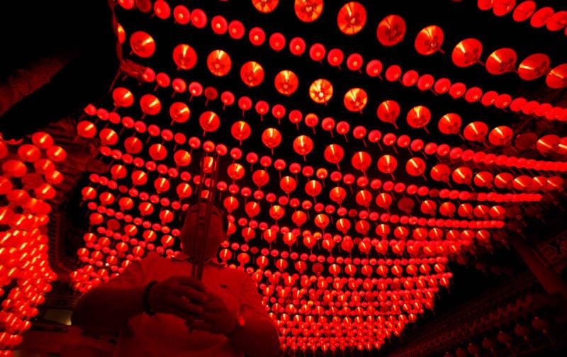 красный цвет в фотографии  20