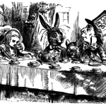 Первые детские иллюстрации Джона Тенниела (John Tenniel)