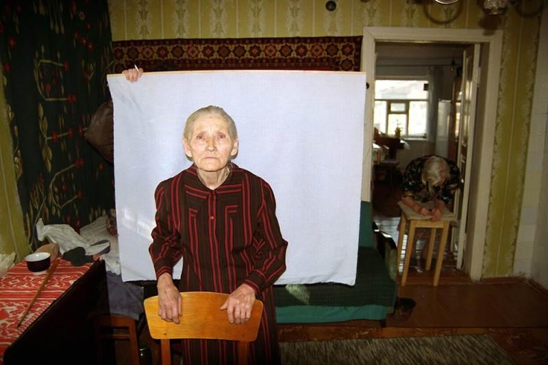 Фотопроект Паспорт Александр Чекменев