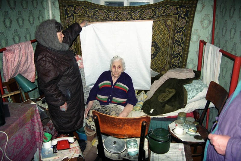 Фотопроект Паспорт Александр Чекменов 7