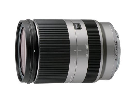 Объектив Tamron 18-200 мм f3.5-6.3 Di III VC для беззеркальных фотоаппаратов Canon EF-M