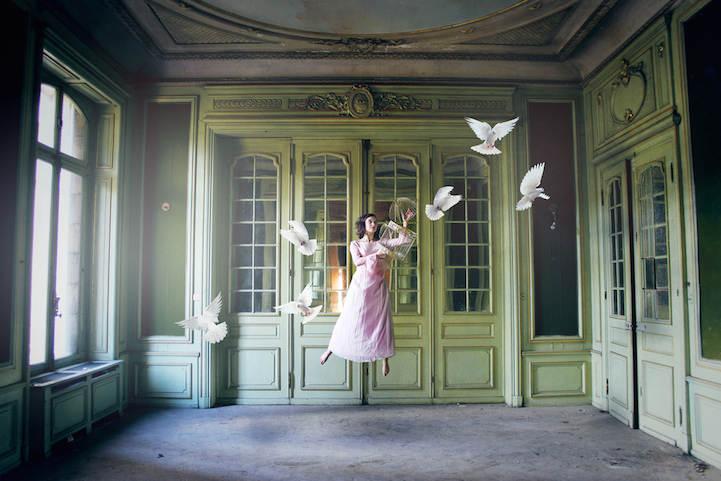 Сюрреализм в фотографиях. Катарина Юнг (Katharina Jung) 10