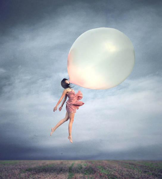 Сюрреализм в фотографиях. Катарина Юнг (Katharina Jung) 11