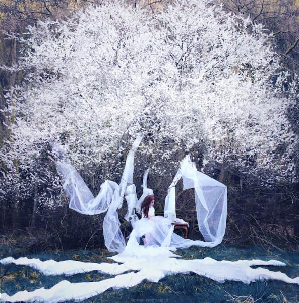 Сюрреализм в фотографиях. Катарина Юнг (Katharina Jung) 12