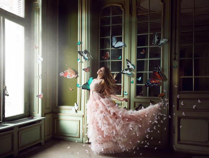 Сюрреализм в фотографиях. Катарина Юнг (Katharina Jung) 2