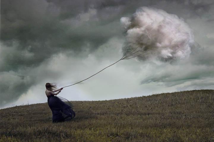 Сюрреализм в фотографиях. Катарина Юнг (Katharina Jung) 3