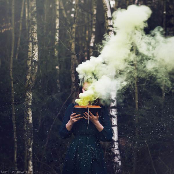 Сюрреализм в фотографиях. Катарина Юнг (Katharina Jung)
