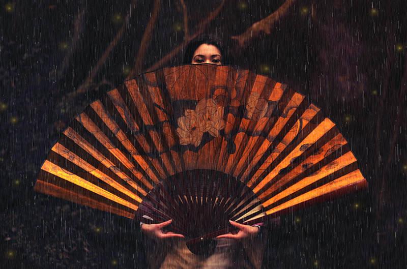 Сказки Японии в фотографиях Reylia Slaby