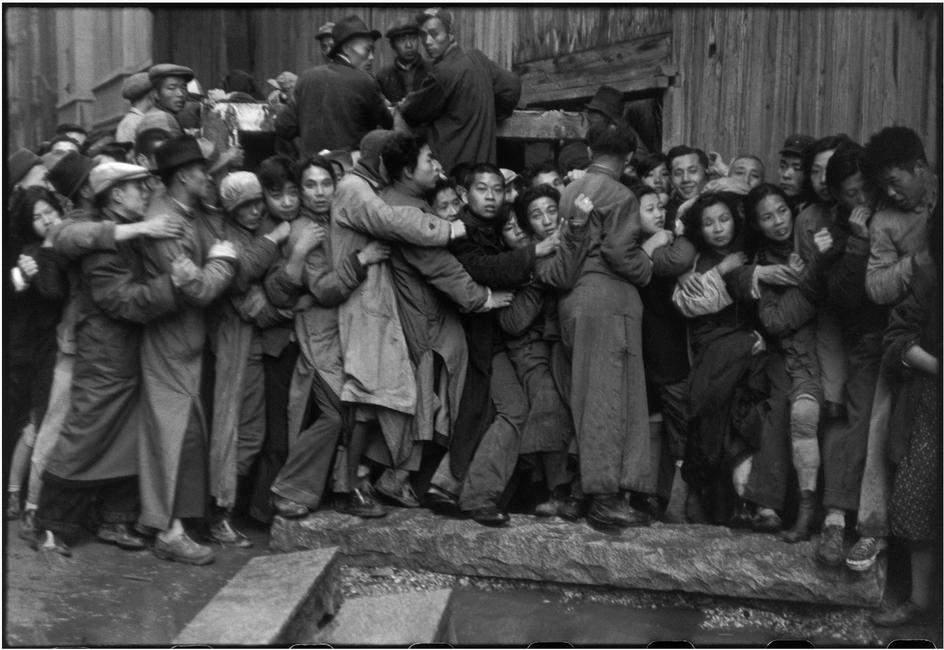 10 самых влиятельных фотографов всех времен - Анри Картье-Брессон (Henri Cartier-Bresson) 3
